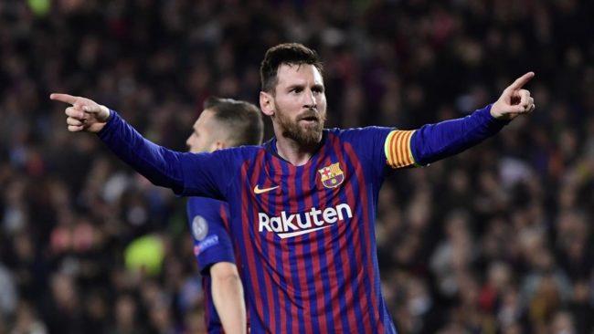 Lionel Messi adalah sosok pemain peraih predikat GOAT (Greates Of All Time)