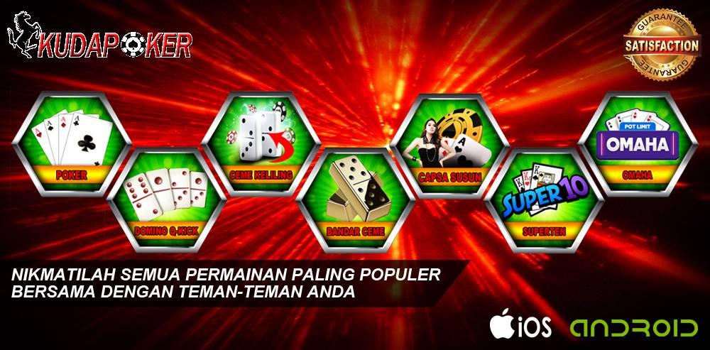 Kudapoker : Agen Poker Online Uang Asli Berkualitas