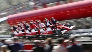 Roller Coaster Tercepat Dunia Buatan Ferrari