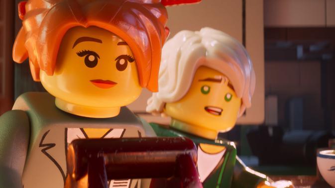 Orang tua Shanghai Meminta Refund Kepada Lego