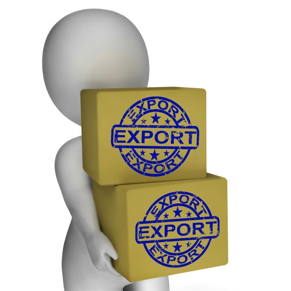 Barang Stock Export Asli atau Palsu